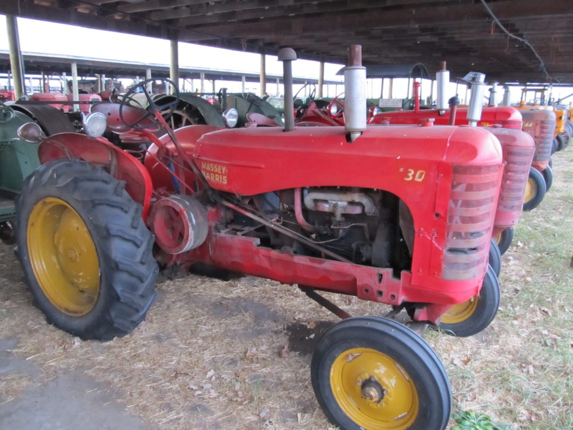 Massey Harris Model 30