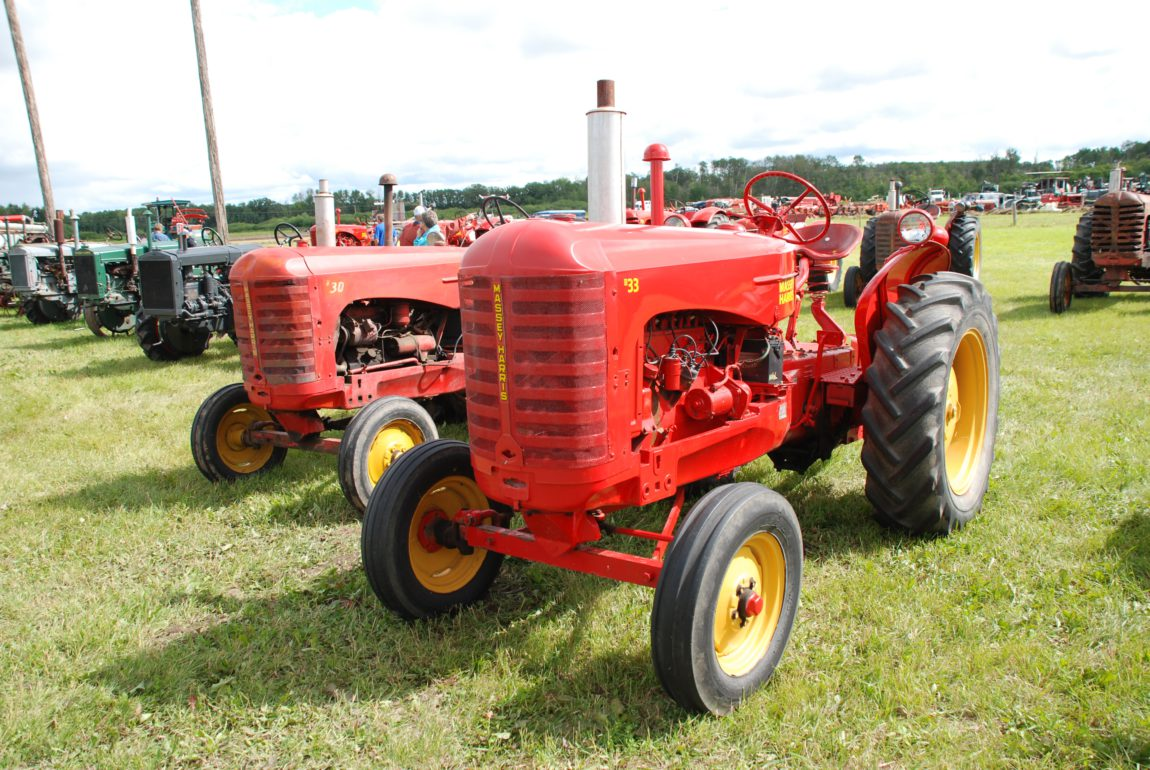 Massey Harris Model 33