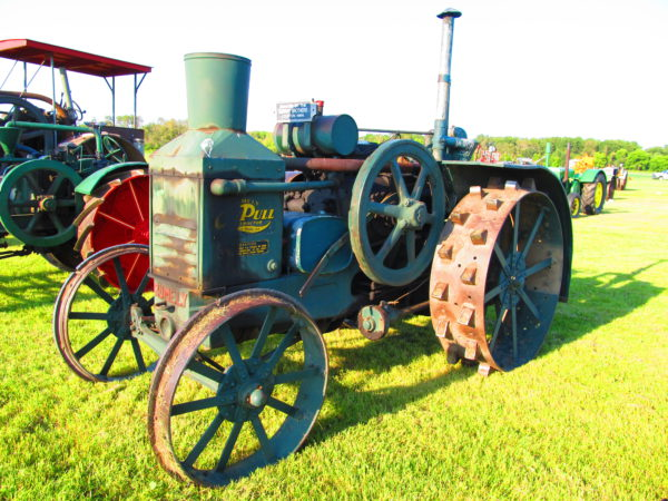 Rumely Type M Tractor