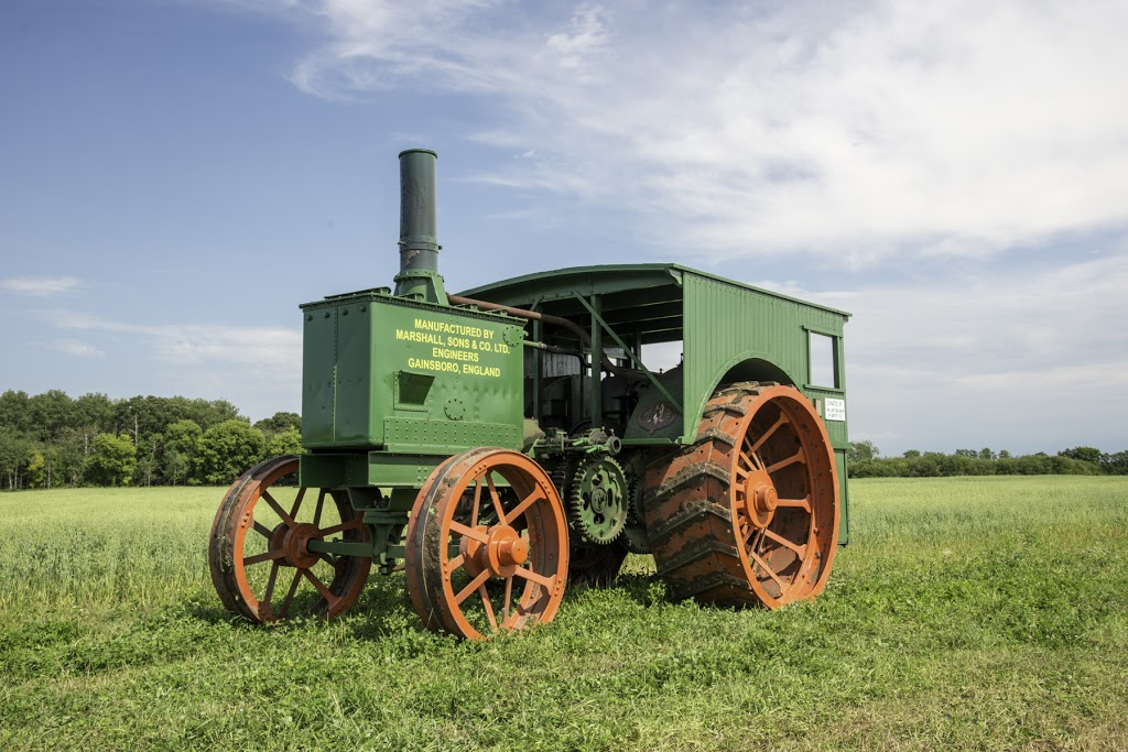 """Marshall and Sons """"Colonial"""" Model F (1914) - Photo credit Alex Tolton"""