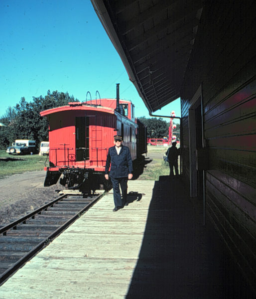 Station caboose